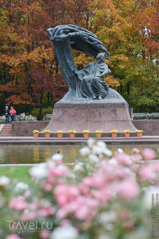 Королевская Варшава / Фото из Польши