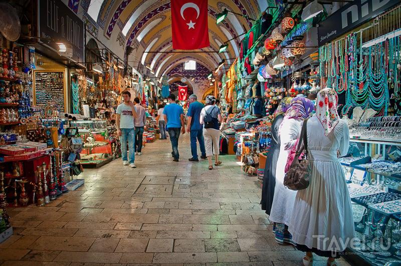 Стамбульские открытки. Еда и базары / Турция