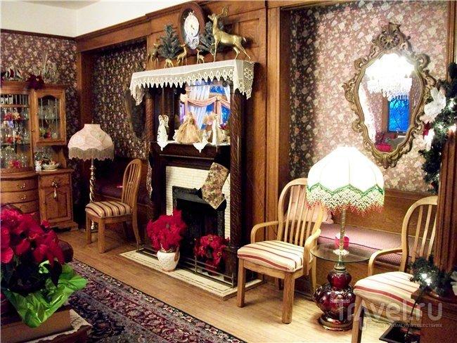 Hoquiam's castle, Абердин, штат Вашингтон, США / США