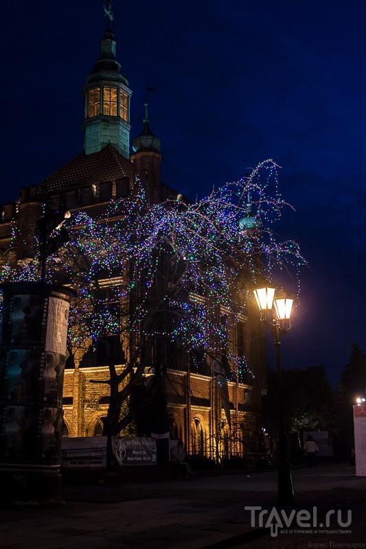 Гданьск перед Рождеством / Польша