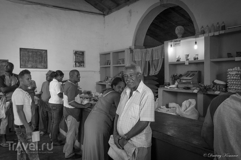 Вокруг Кубы за 1 000 000 секунд / Куба