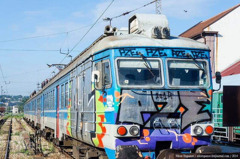 Сербский экспромт. Нови-Сад / Фото из Сербии