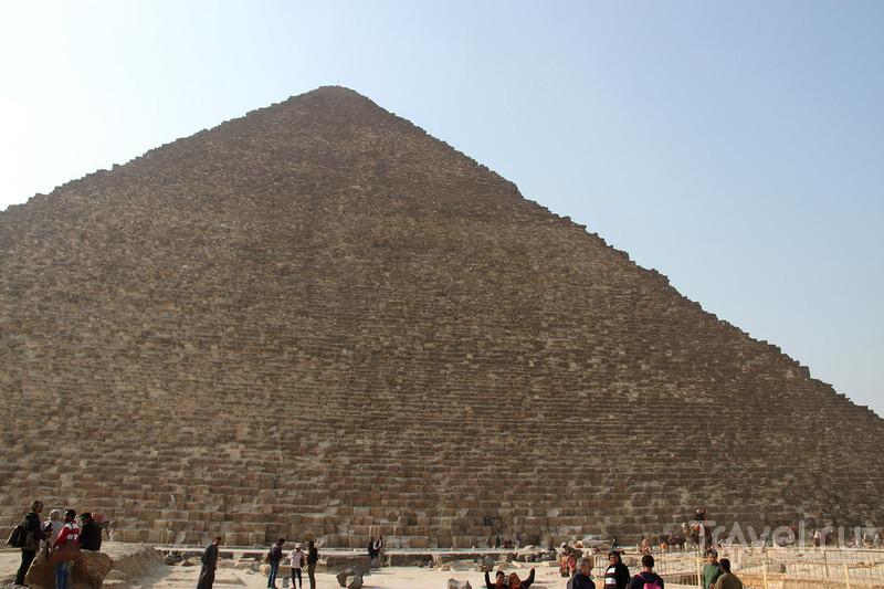Сочельник в гостях у Сфинкса / Фото из Египта