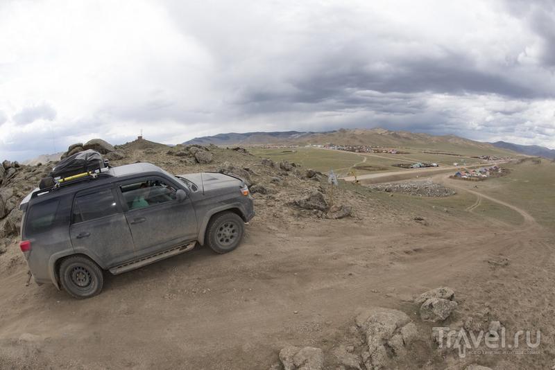 Монголия по кругу: одиночный авторейд. Финал / Монголия