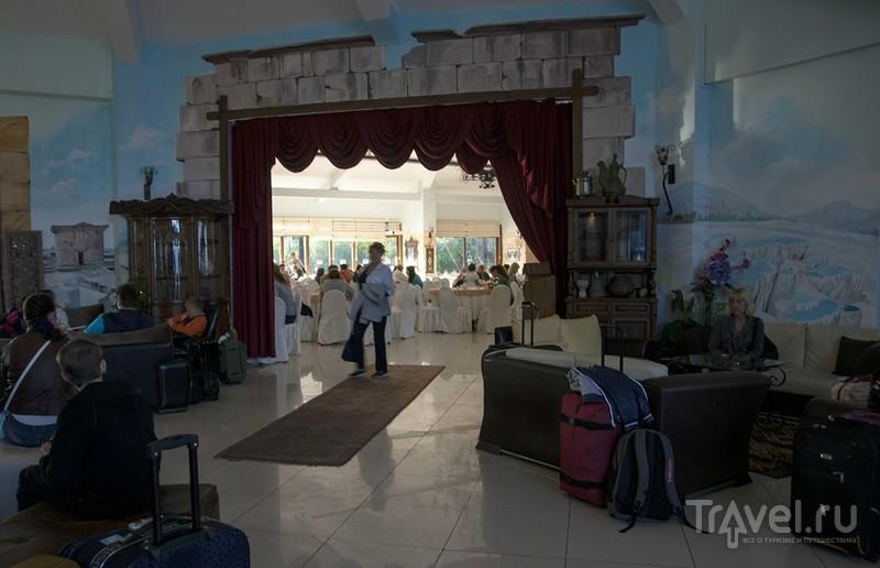 Отель Наliсi / Турция