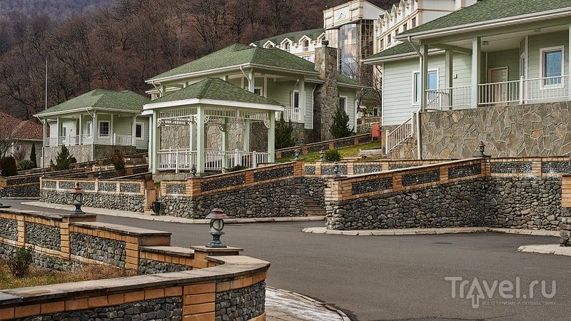 Габала, Азербайджан - весь курорт наш! / Фото из Азербайджана