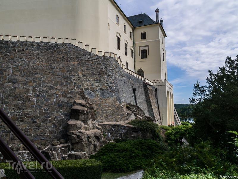 Чехия 2014: замок Орлик / Фото из Чехии