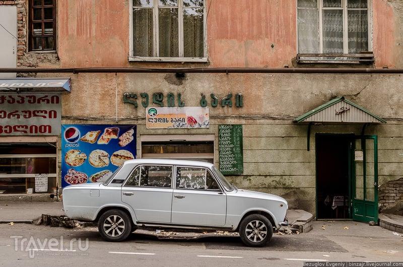 Прогулка по старому Тбилиси / Фото из Грузии
