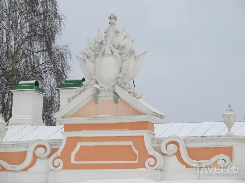 Усадьба Кусково. Москва / Россия