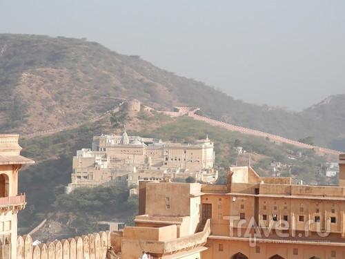 Джайпур, форт Амбер / Индия