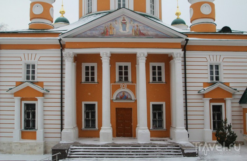 Покровский Хотьков монастырь / Россия