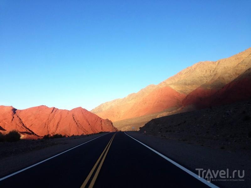 "Аргентина. Непролазная Катамарка. ""Белая дорога"" / Аргентина"