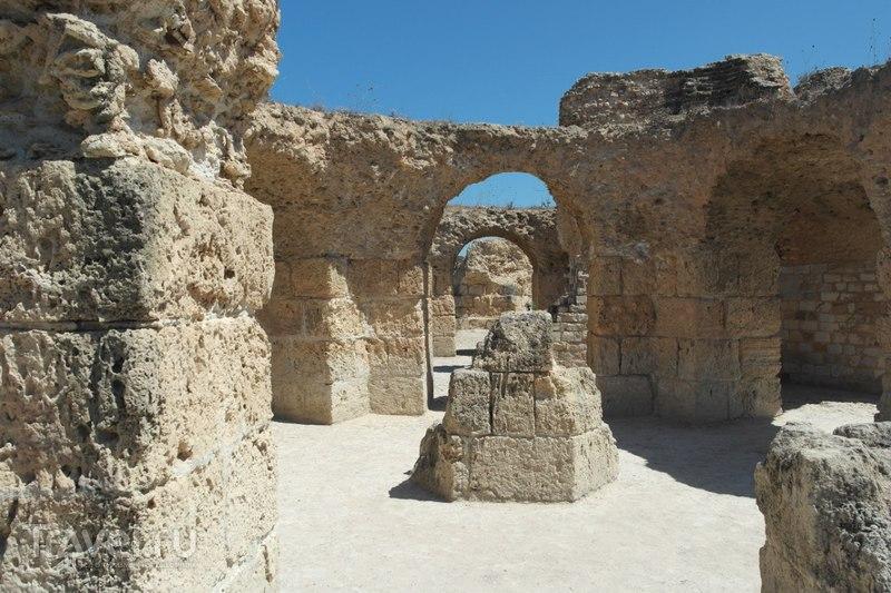 Карфаген, Тунис - Термы Антония Пия / Тунис