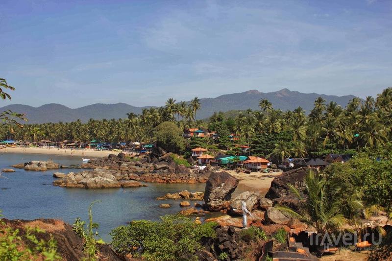 Южная Индия: пляж Палолем и Керала / Фото из Индии