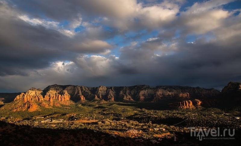 Седона, Аризона, США на рождество: прохладно и красиво / Фото из США