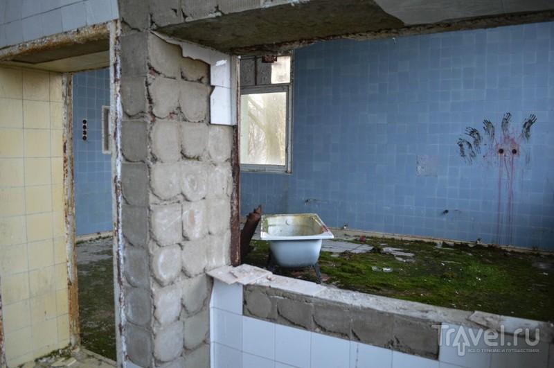 Заброшенный советский военный госпиталь в Легнице или шаг в прошлое / Польша