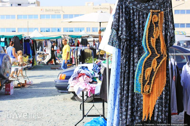 Барахолка в Лимассоле / Кипр