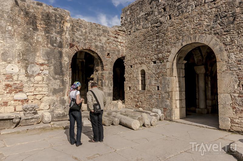 Церковь Святого Николая Чудотворца. Демре / Турция