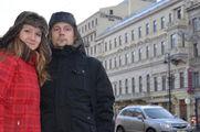 "Фасад отеля ""Коринтия"" / Россия"