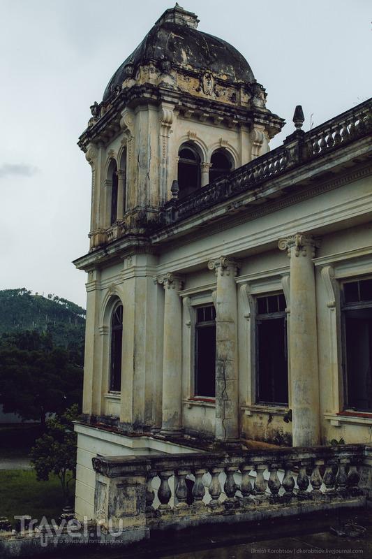 Купальни Сан-Мигель-де-лос-Баньос, Куба / Куба
