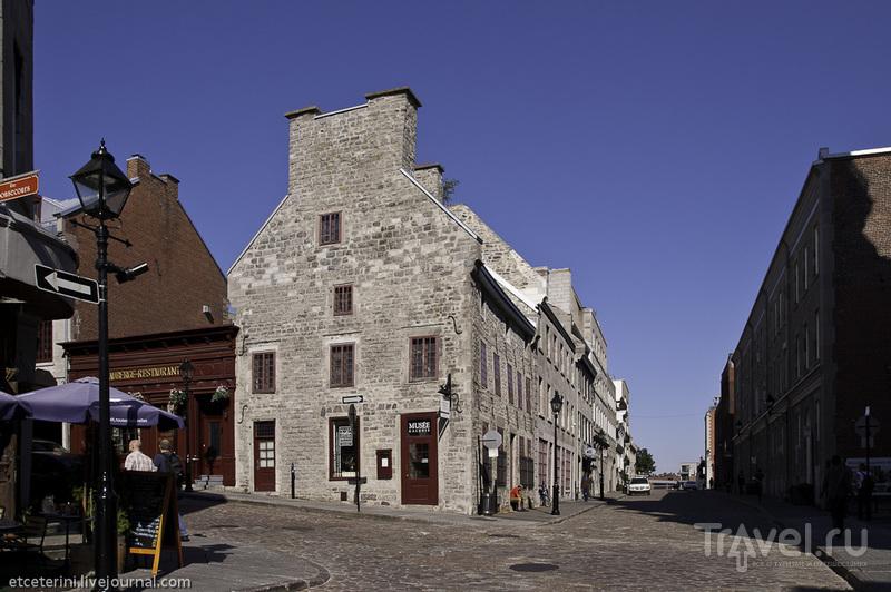Монреаль. Старый город / Фото из Канады