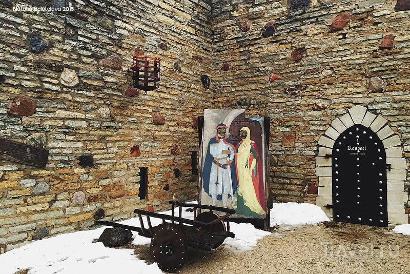 Прогулка по Раквере - замок / Эстония