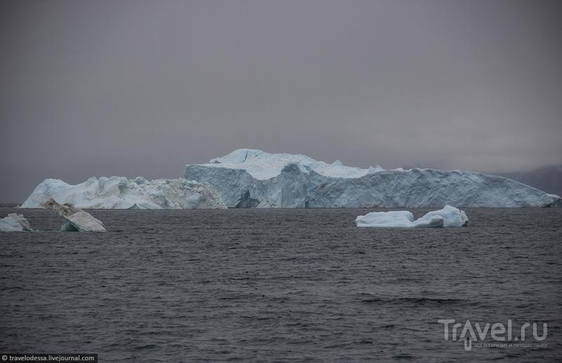 Айсберги Гренландии / Гренландия