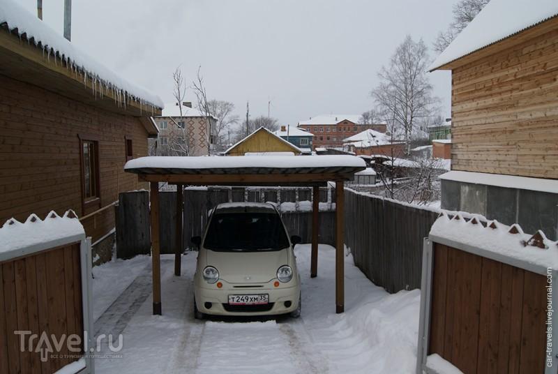 Северное путешествие. Тотьма / Россия