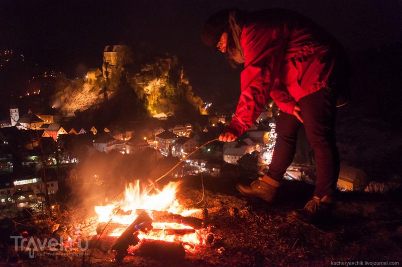 Фестиваль света в Поттенштайне / Германия