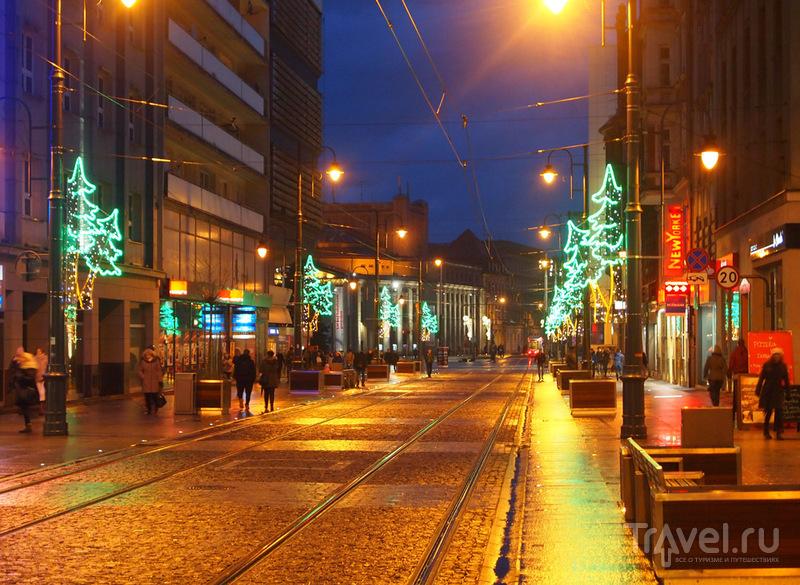 Катовице, или как выглядит провинциальный нетуристический город в Польше / Польша
