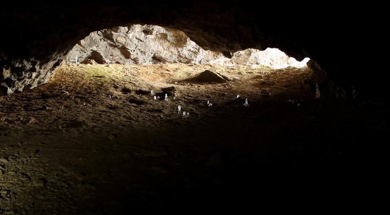 Башкирия, пещера Космонавтов / Россия