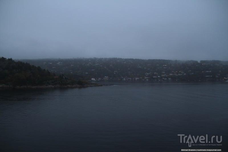 Паром Crown Seaways / Норвегия