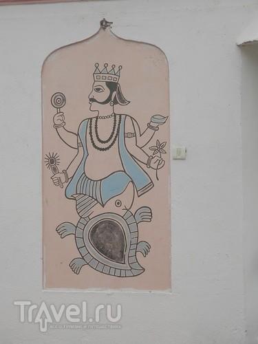 Орчха / Индия