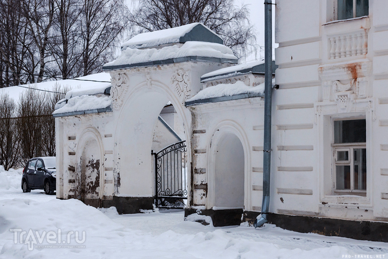 Прогулка по Великому Устюгу / Фото из России