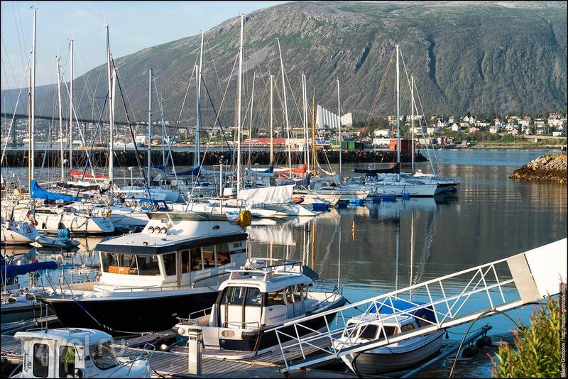 Around the Norge. Tromsø / Фото из Норвегии