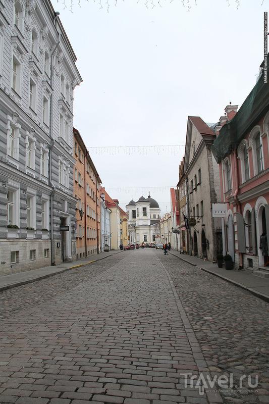 Воздух новогоднего Таллина / Эстония