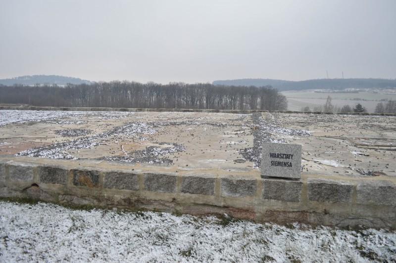 Концентрационный лагерь Гросс-Розен / Польша