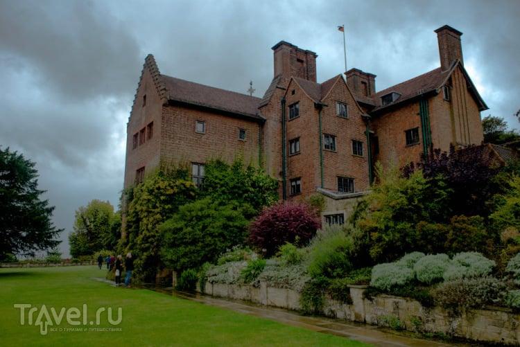 Chartwell-house, или в гостях у Уинстона Черчилля / Великобритания