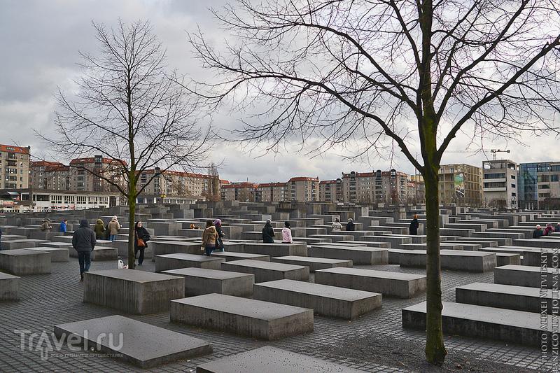 Январский Берлин 2015 / Фото из Германии
