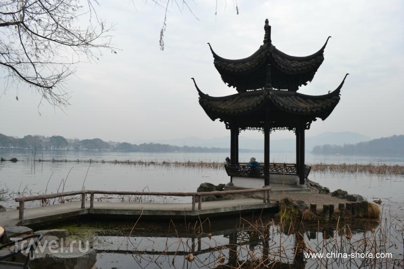 Бродилка в Ханчжоу. Китай / Китай