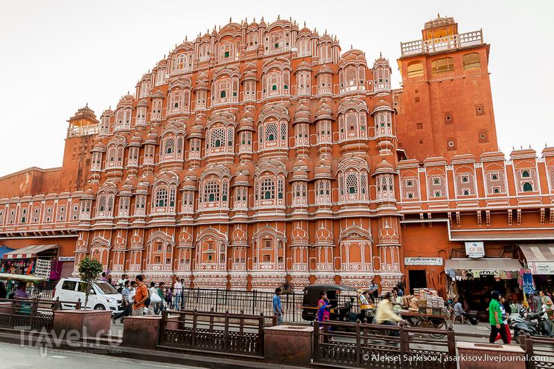 Индия. Раджастан. Джайпур / Фото из Индии