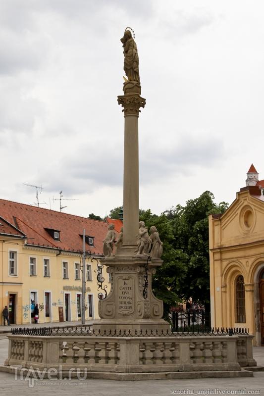 Что посмотреть в Братиславе? Церковь капуцинов, Церковь тринитариев и Президентский дворец / Словакия
