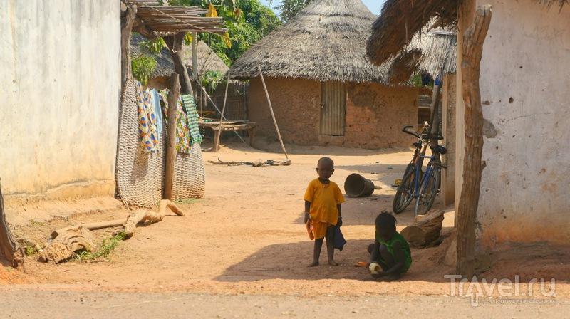 Dar Salam -Традиционная сенегальская деревня / Сенегал