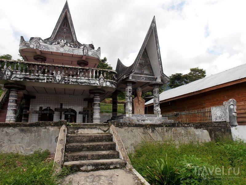 Озеро Тоба - путь туда, Парапат и прочее / Фото из Индонезии