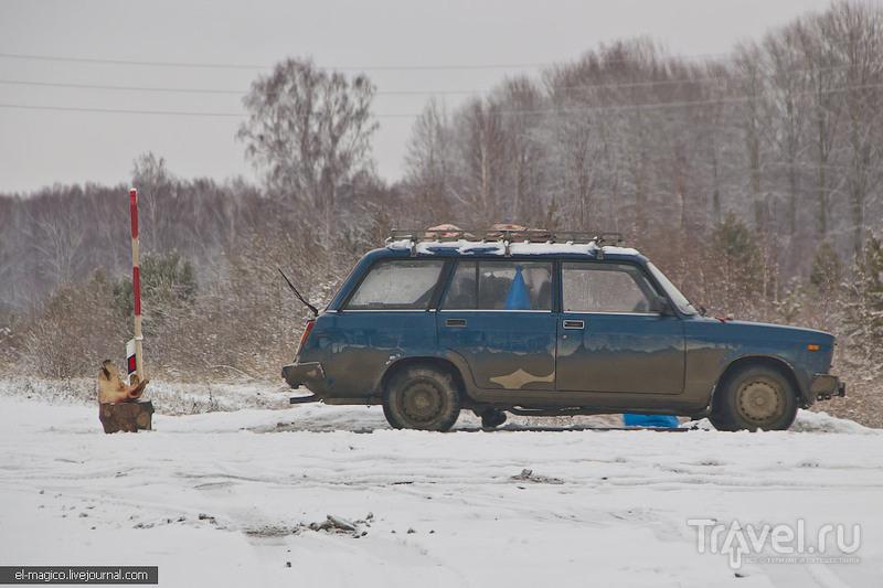 Уникальный пожарный танк и другие интересности Ленинск-Кузнецкого / Россия