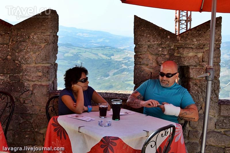 Секреты Сан-Марино или как разводят на деньги доверчивых туристов / Сан-Марино