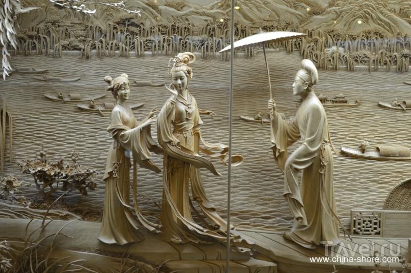Ханчжоу. Пагода Лейфэна. Легенда о Белой змейке / Китай