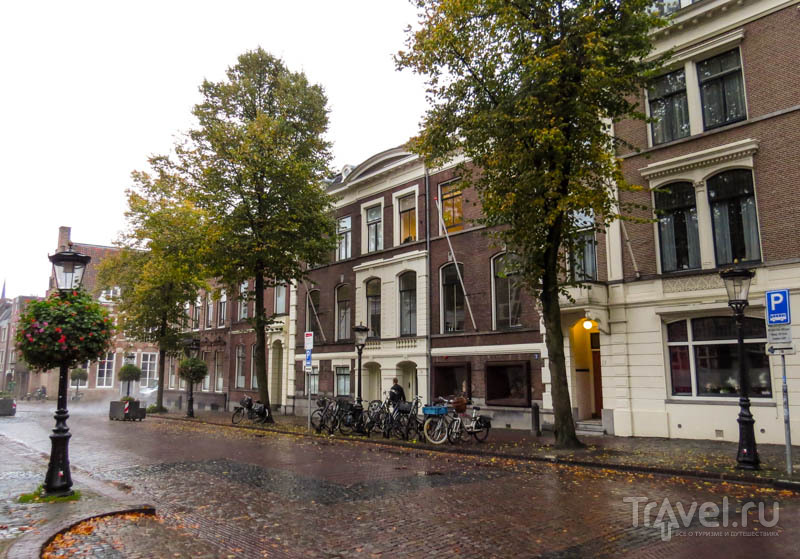 На улице в Утрехте, Нидерланды / Фото из Нидерландов