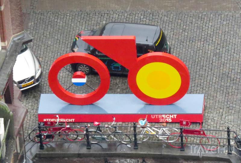 """""""Велосипед"""" в Утрехте, Нидерланды / Фото из Нидерландов"""