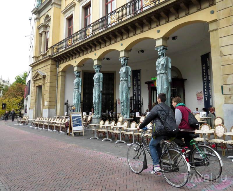 В центре Утрехта, Нидерланды / Фото из Нидерландов